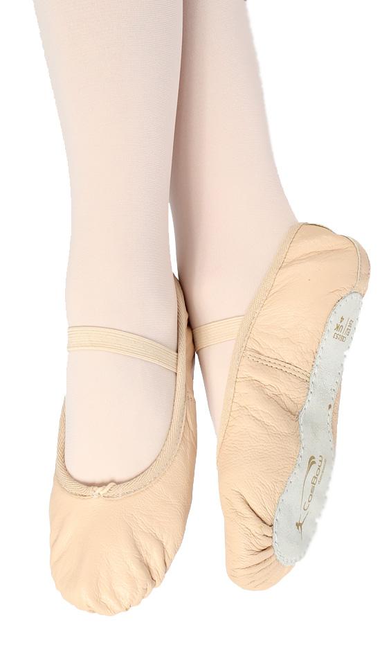 COSBOW Ballettschuhe Leder CBS163